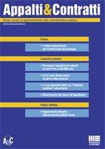 Appalti e contratti - 2009 - 12