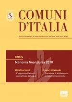 Comuni d'Italia - 2011 - 5-6