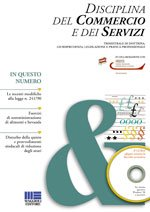 Disciplina del commercio e dei servizi - 2010 - 4