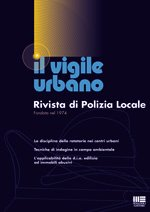 Il vigile urbano - 2013 - 11-12