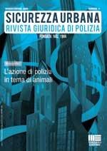 Sicurezza urbana - 2015 - 6