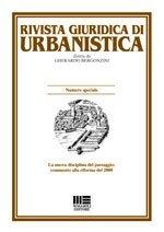 Rivista giuridica di urbanistica